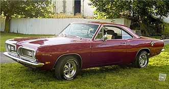 1969 Barracuda Low Miles Mint
